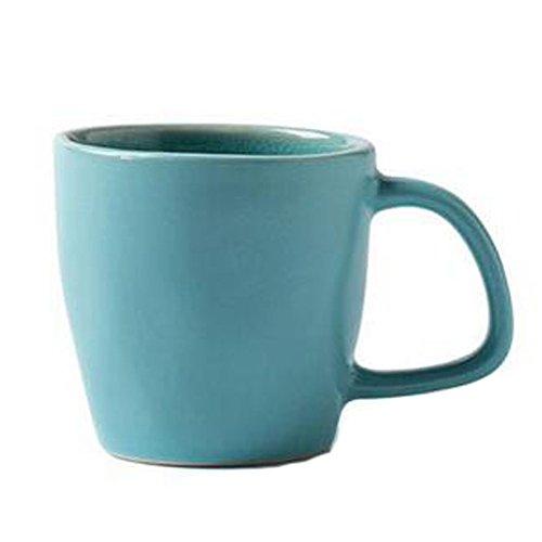 50ML B?ro- / Haushaltskeramik-Milch-Schalentee-Schalen-Espresso-Kaffeetassen, Blau