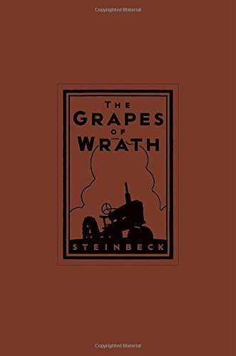 Book cover for The Grapes Of Wrath