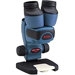 Microscope NIKON Fieldmicroscope STD Microscope compact de terrain à pile Grossissement 20x, éclairage intégré