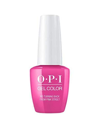 """OPI Gelcolor semi-permanente""""no turning back from pink street"""" GC L19 15 ml."""