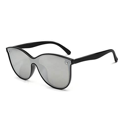 Sonnenbrille Polarisierte Sonnenbrillen Männer Frauen Cat Eye Sonnenbrille Night Vision Googles Sonnenbrille Neue Schwarz Silber