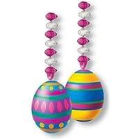 Easter Egg Danglers (Pack of 2) by The Beistle Company preisvergleich bei billige-tabletten.eu