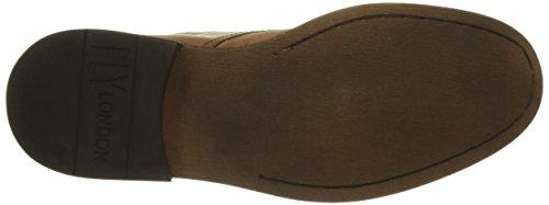 FLY London Herren Hobi813fly Chelsea Boots Braun (Antique Tan)