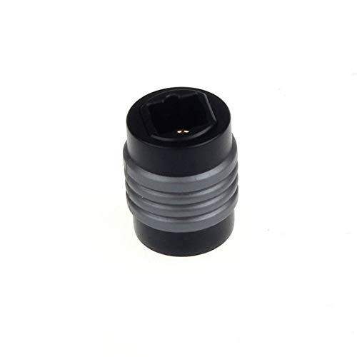 Leichter optischer Koppler Digital Audio Fiber Optic Female Extension Adapter Rone Leben - Digital-audio-koppler
