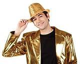 Chapeau de fête à paillettes or chapeau chapeaux Accessoire de costume