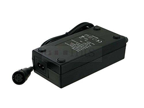 Hochwertiges Ersatz Ladegerät in Erstausrüster Qualität - 36V 2A - für Elektro Fahrräder / E Bike / Pedelec für Gazelle Innergy Akkus