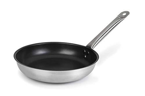 Lacor - 51629 - Sartén Antiadherente Chef Inox. 28