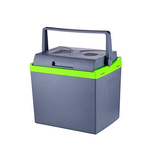 GBYNB KFZ-Kühlschrank, hohe Kapazität, 25 l, Mini-Kühlschrank, Doppel-Verwendung, Heizung und Klimaanlage -
