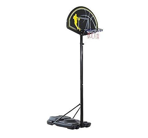 Panier Basket Exterieur - Panier de basket/basketball sur pied amovible hauteur