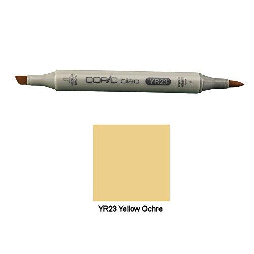 COPIC ciao Marker Pen Gelb Ocker (yr23N)