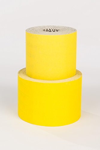 Schleifpapierrolle 115 mm x 50 m P80