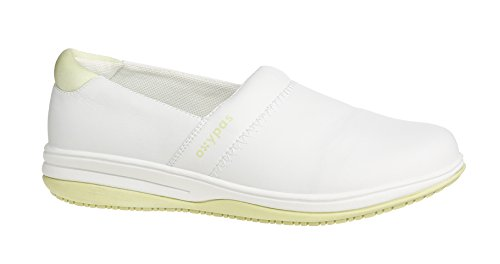 Oxypas Suzy, Women's Safety Shoes, Black (Blk), 6.5 UK (40 EU) Weiß (lgn)