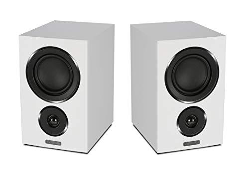 Mission LX-2 Bookshelf Speaker - White Sandex (pair) for sale  Delivered anywhere in UK