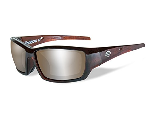 Harley-Davidson Wiley X Shadow PPZ Partial Polarized Motorrad Brille