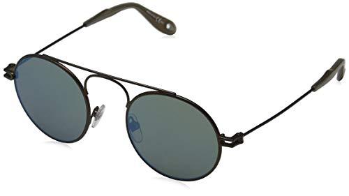 Givenchy Unisex-Erwachsene Gv 7054/S 3u 09q 48 Sonnenbrille, Braun Brown