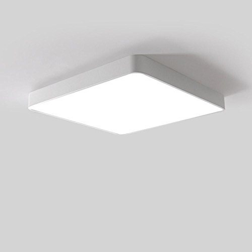 Led Deckenleuchte Modern Quadratisch Wohnzimmerleuchten ...