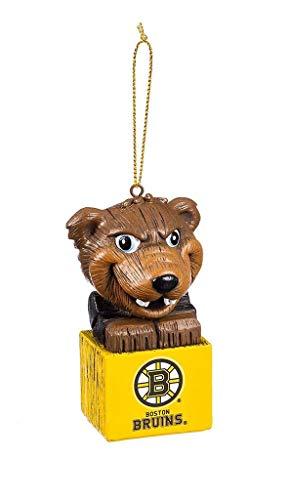 Santa Claus Maskottchen - Team Sports Amerika Boston Bruins Team