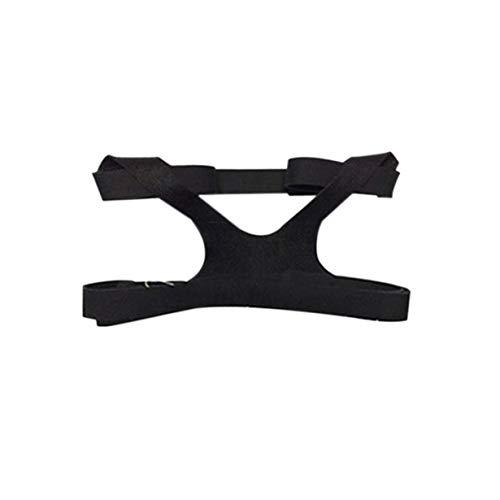 Comfort Gel Full-face-maske (Comomingo Universal Design Headgear Comfort Gel Vollmaske Sicherer Umweltschutzersatz CPAP Kopfband Ohne Maske Für PHILPS)
