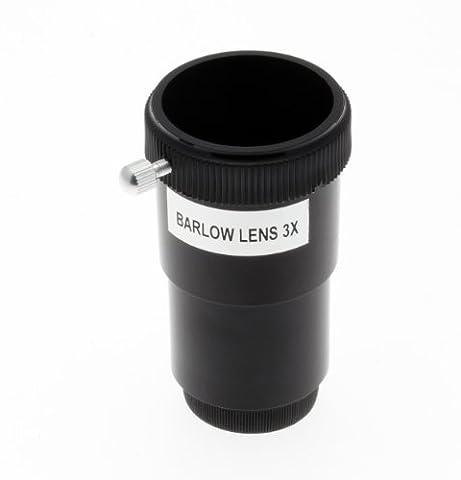 Matériel optique 1.25'' Barlow 3x Objectif pour Telescope [ H111781