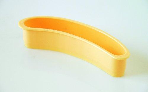 Bananen-Ausstecher -15 cm - aus Kunststoff