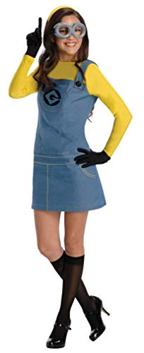 Rubie's Women's Female Minion Fancy Dress Costume Medium