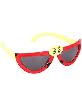 Gazechimp Juguete Gafas de Sol de Moda de Mariquita Adorable Accesorios Eyewear de Verano