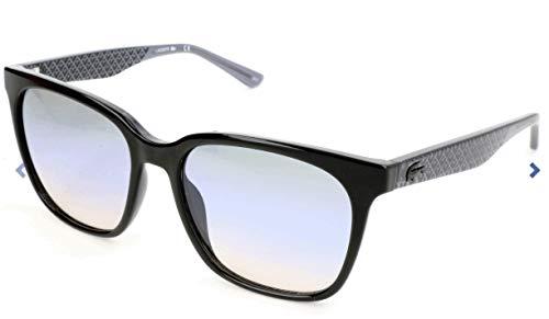 Lacoste sonnenbrille l861s occhiali da sole, nero (black), 55 uomo