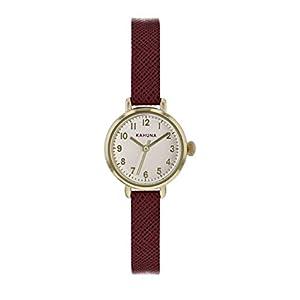 Kahuna Reloj Analógico para Mujer de Cuarzo con Correa en PU KLS-0392L