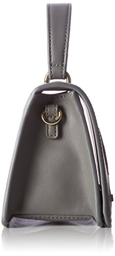love moschino borsa calf pu grigio women s baguette schwarz black. Black Bedroom Furniture Sets. Home Design Ideas