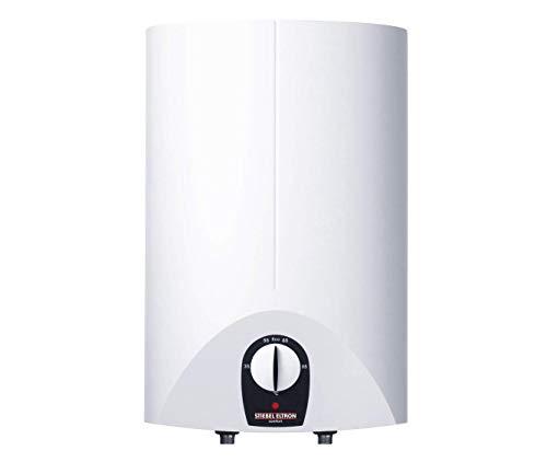 STIEBEL ELTRON druckloser Kleinspeicher SN 10 SL, 2 kW, 10 l, Übertisch, stufenlose Temperaturwahl über Drehwähler, 222191