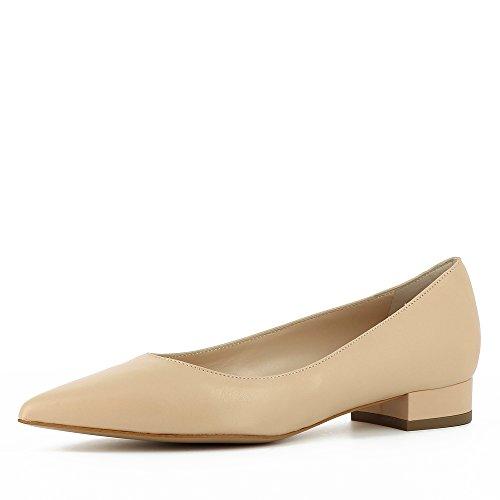 Evita Shoes Franca, Scarpe col tacco donna champagner