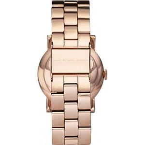 Marc Jacobs - Reloj de mujer de cuarzo blanco de Marc by Marc Jacobs