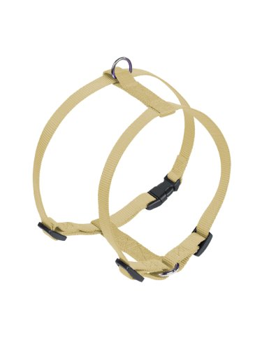 pet-product-dist-nobby-classic-harness-beige-10mm-x-14-20cm