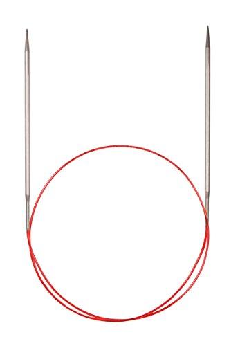Addi 775-7 ferri circolari Pizzo, nichel 60 cm, 2,25 (Addi Turbo Pizzo)
