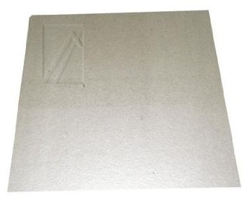 PLAQUE MICA MICRO ONDES 205x130mm (36008)