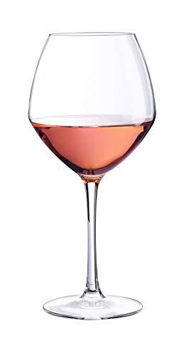 Chef & Sommelier E2789 Verre à Pied Cabernet Vins Jeunes, Ultra Transparent, 58 cl