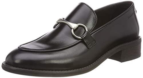 Marc O'Polo Damen Loafer Mokassin, Schwarz (Black 990), 36 EU