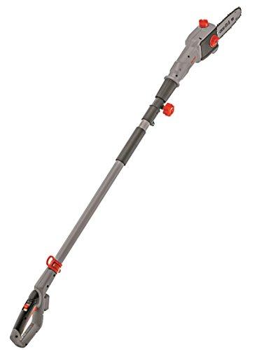 AL-KO Akku Hochentaster CSA 2020 (Li-Ion 20 V, 20 cm Schnittlänge, 10 cm Schnittstärke, gut ausbalanciert-bis 3,5 m Arbeitshöhe)