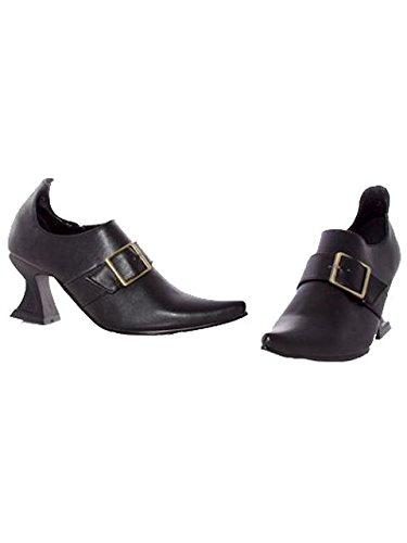 Schwarz Hexe Schuh Kind