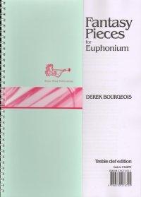 Fantasy Pieces for Euphonium Treble Clef