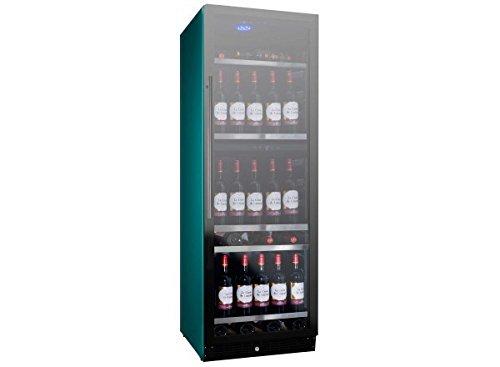 Nevada Cantina vino NW152D-FGL-C-6026 con porta full glass da 59,5cm