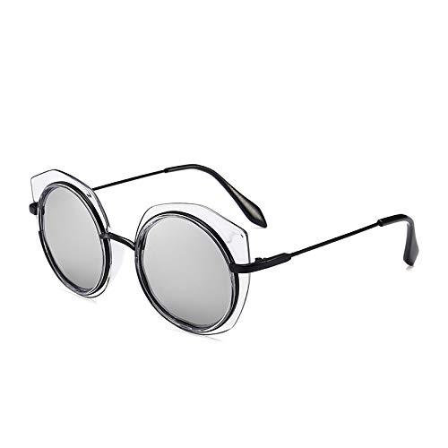 JY Neueste, katenförmige, rahmenlose Stift Sonnenbrille Trend Street Pat Sonnenbrille olivgrün