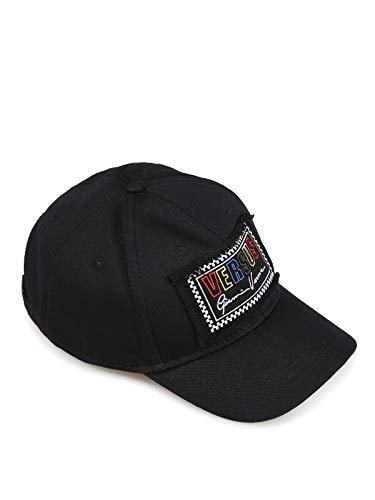 Versus Versace Men Hut - Schwarz Black Hats & caps onesize