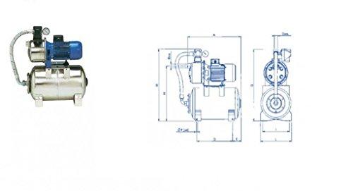 PUMP AUTOKLAV 12 V für weitere Armaturen Zubehör Boot BOOTFAHREN