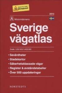 Straßenatlas Schweden / Sverige vägatlas 2013 1 : 250.000 / 1 : 400.000: Der Klassiker unter den Straßenatlanten für Schweden basiert auf der ... Malmö, Göteborg und Stockholm in 1:100.000: Alle Infos bei Amazon