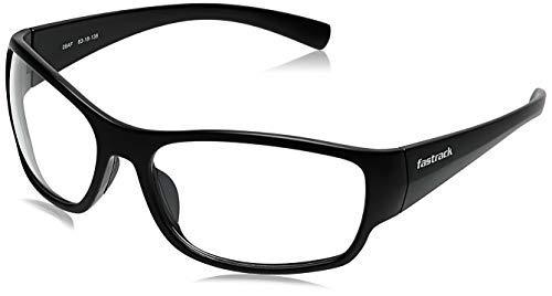 Fastrack UV Protected Sport Men's Sunglasses - (P431WH3|65|White Color Lens)