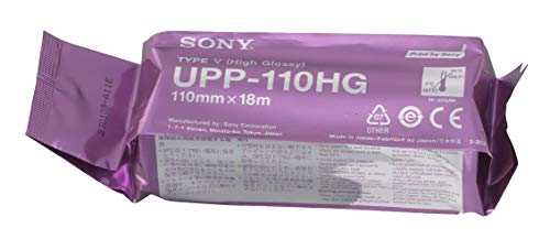 SONY UPP110HG Rollos papel térmico alto