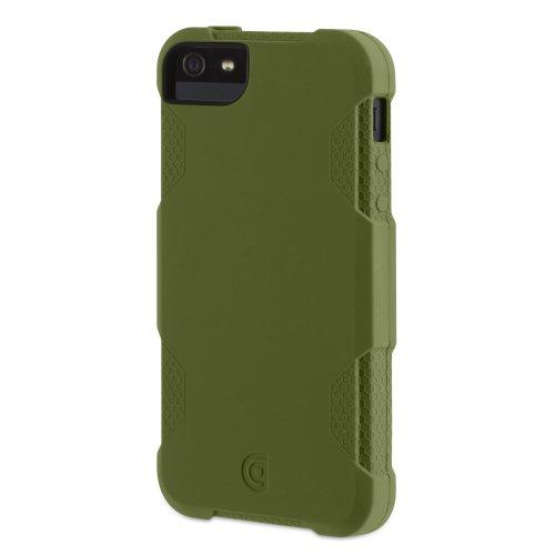 Griffin-Survivior GB35676 Back Case - Survivor Skin - Apple iPhone 5/5S/5SE - Lila oliv