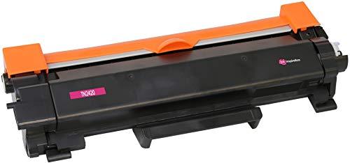 2 Toner Compatibili per Brother TN2420 TN-2420 [con Chip] DCP-L2530DW DCP-L2510D HL-L2350DW HL-L2375DW HL-L2370DN HL-L2310D MFC-L2710DW MFC-L2710DN MFC-L2750DW MFC-L2730DW | 3.000 Pagine | Nero