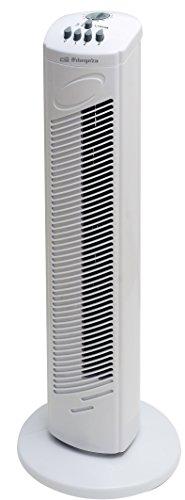 Orbegozo-TW-0745-Ventilador-de-torre-movimiento-oscilante-potencia-45-W-3-velocidades-asa-de-transporte-color-blanco